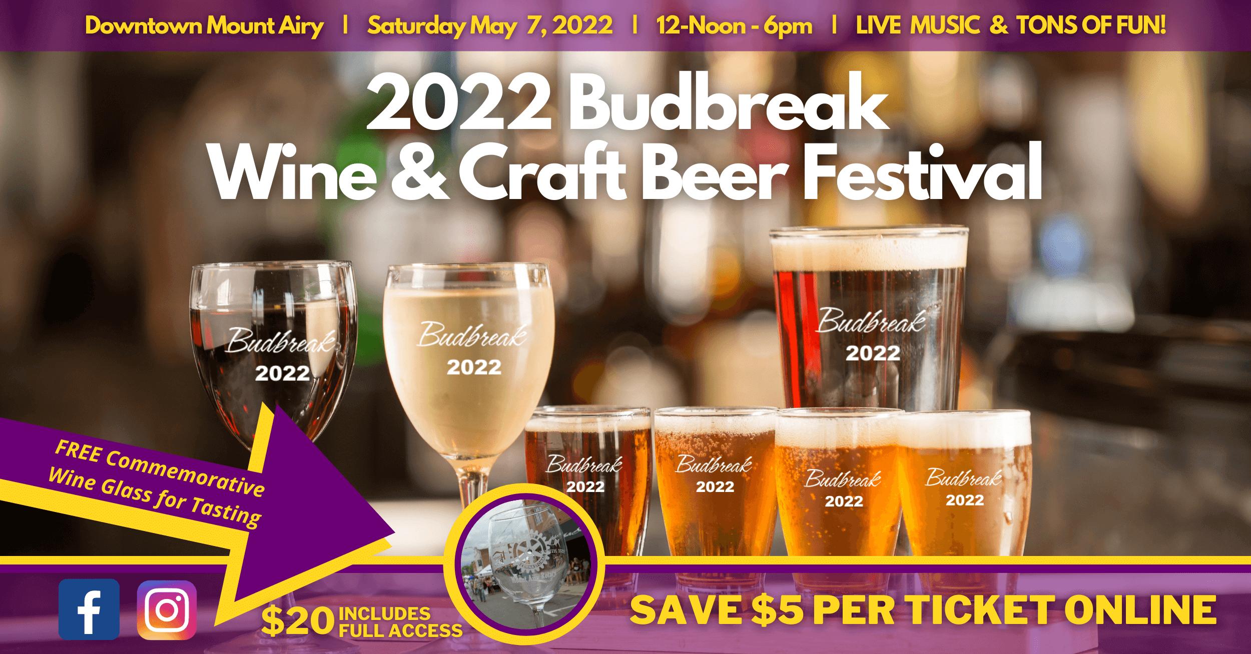 Budbreak Festival